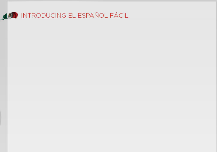 El Espanol Facil is